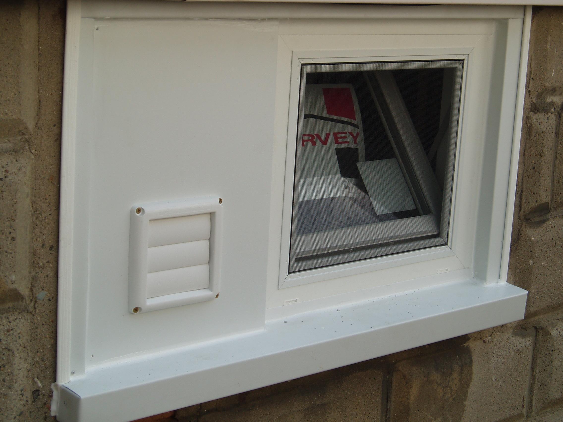 Harvey basement windows 28 images vinyl hopper window for Harvey replacement windows